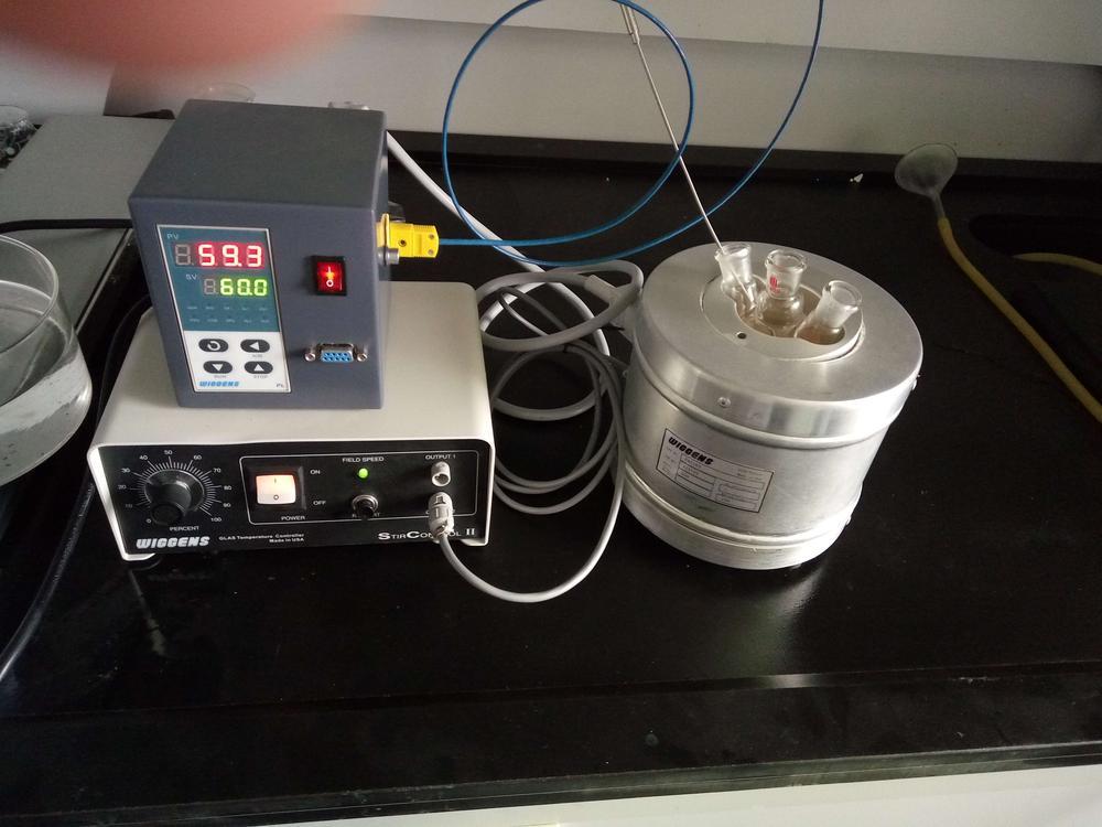 交通大学量子点550度50ml加热磁力搅拌器定制案例